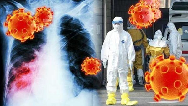 Current situation of corona virus in korea 1